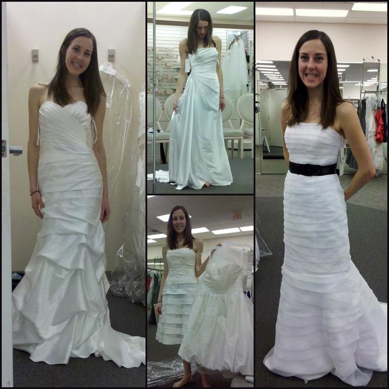 Wedding] The Dress | The Adventures of Z & K