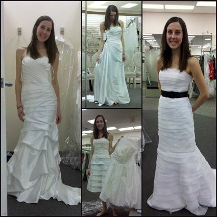 Davids Bridal Options