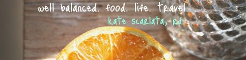 Kate Scarlata blog