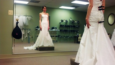 Lily's Bridal- Candance