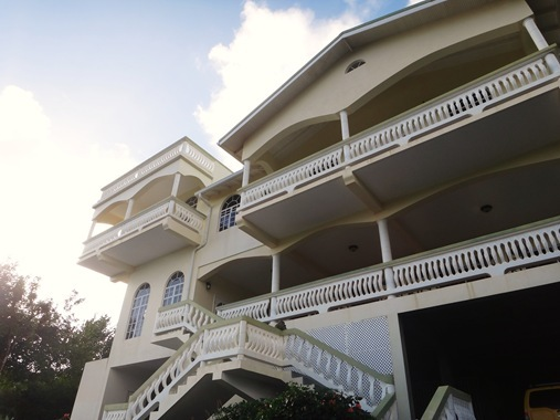 Zamaca Bed and Breakfast, Micoud St. Lucia