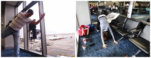 12-6 Airport Yoga