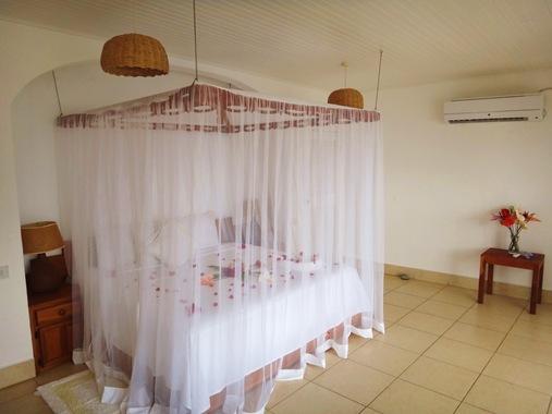 Le Gallerie Villa Soufriere St. Lucia- Bedroom