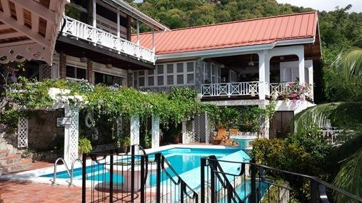 Le Gallerie Villa Soufriere St. Lucia