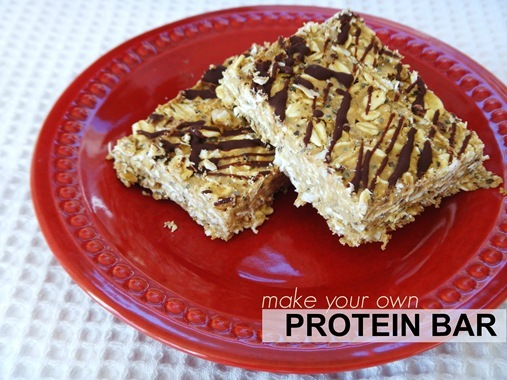 Make Your Own Protein Bar | The Adventures of Z & K