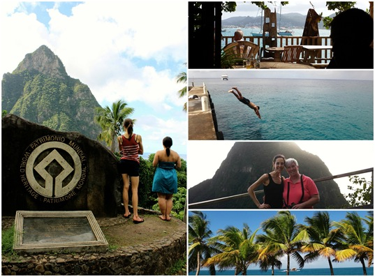 St Lucian experiences