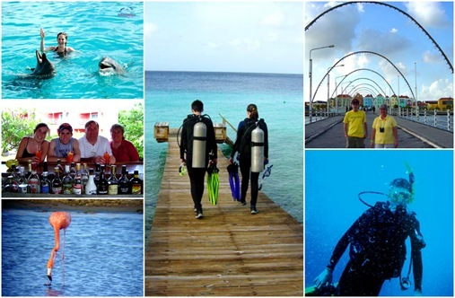 Family Vacation to Curacao