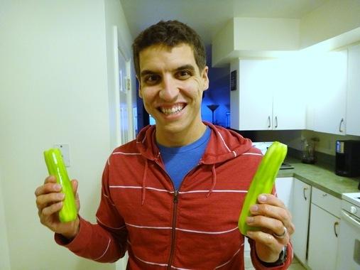 Z with zucchini