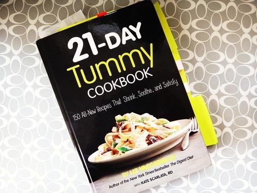Kate Scarlata 21 day tummy cookbook
