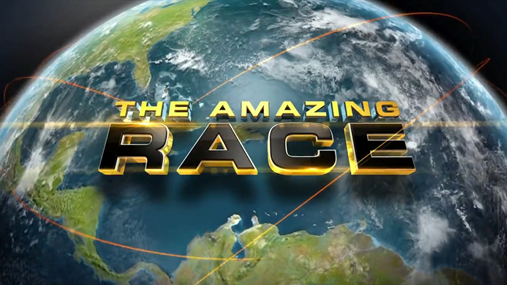 The Amazing Race CBS  Logo