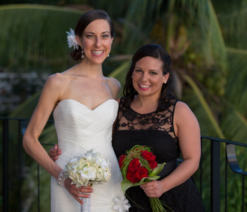 Kerry and Jenna St. Lucia Wedding