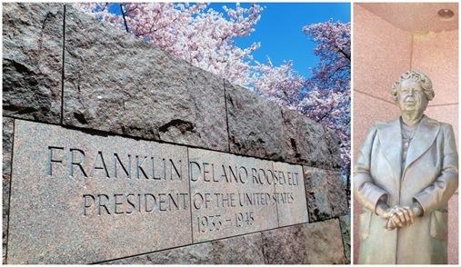 FDR_Monument