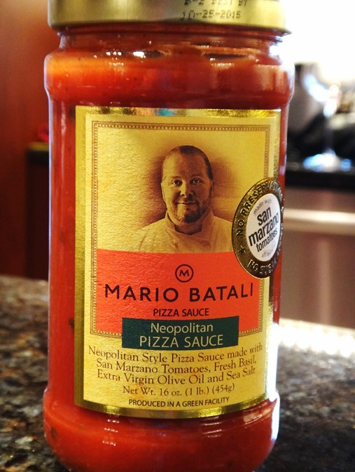 Mario Batali Neopolitan Pizza Sauce