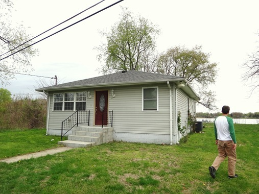 Sam's House exterior