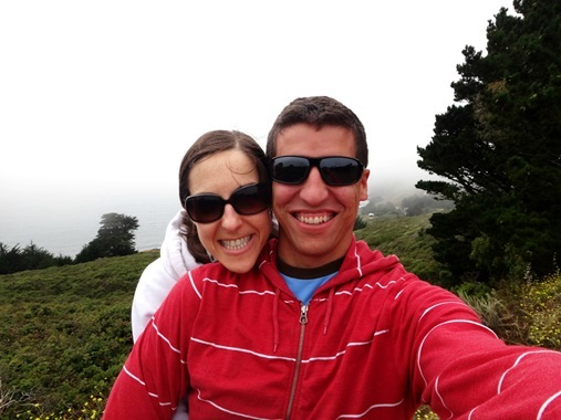 K and Z CA Road Trip San Francisco to Point Reyes, CA