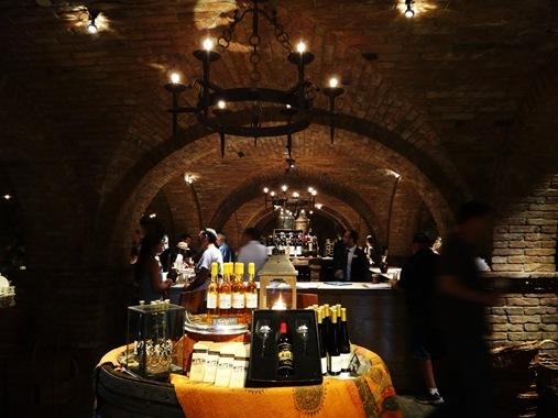Wine Tasting at Castello di Amorosa, Napa, CA